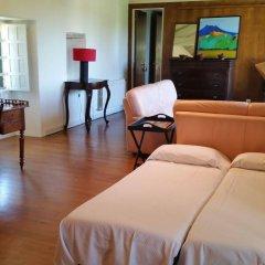 Отель Pazo Cibrán комната для гостей фото 3