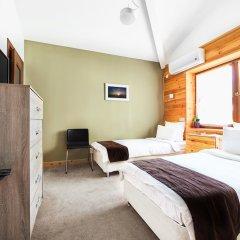 Гостевой дом Резиденция Парк Шале комната для гостей фото 23