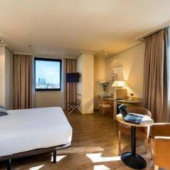 Отель Abba Madrid HotelSuperior Испания, Мадрид - отзывы, цены и фото номеров - забронировать отель Abba Madrid HotelSuperior онлайн комната для гостей фото 4