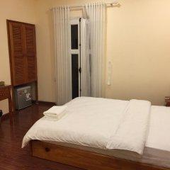 White Pearl Hotel Далат сейф в номере