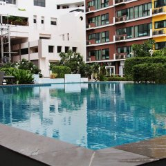 Отель NEO Condo Jomtien by Good Luck бассейн