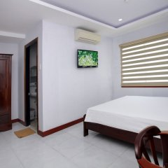 Cozy Hotel комната для гостей фото 4
