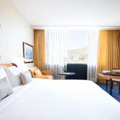 Отель Fairmont Rey Juan Carlos I 5* Стандартный номер с различными типами кроватей фото 6