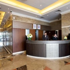 TIME Crystal Hotel Apartments интерьер отеля