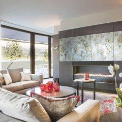 Отель InterContinental Davos Швейцария, Давос - отзывы, цены и фото номеров - забронировать отель InterContinental Davos онлайн комната для гостей