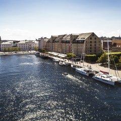 Copenhagen Admiral Hotel бассейн