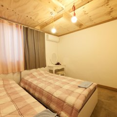 Lazy Fox Hostel комната для гостей фото 6