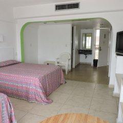 Hotel Tortuga Acapulco комната для гостей фото 5