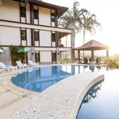 Отель Kamala Villa Hill бассейн