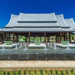 Отель Duangjitt Resort, Phuket фитнесс-зал фото 3