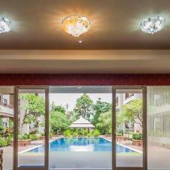 Отель Pattaya Rin Resort Таиланд, Паттайя - отзывы, цены и фото номеров - забронировать отель Pattaya Rin Resort онлайн интерьер отеля фото 3
