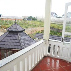 Отель Do's Villa Вьетнам, Далат - отзывы, цены и фото номеров - забронировать отель Do's Villa онлайн балкон