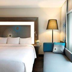 Отель Novotel New York Times Square 4* Стандартный номер с двуспальной кроватью