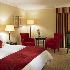 Glasgow Marriott Hotel Глазго комната для гостей