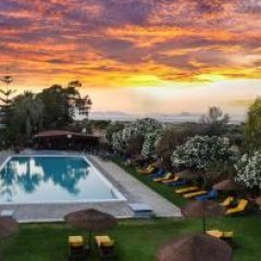 Отель Vallian Village Hotel Греция, Петалудес - отзывы, цены и фото номеров - забронировать отель Vallian Village Hotel онлайн бассейн фото 2