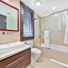 Отель Villa Gracie США, Лос-Анджелес - отзывы, цены и фото номеров - забронировать отель Villa Gracie онлайн ванная фото 2