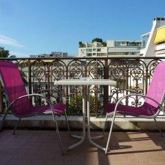 Hotel Molière балкон