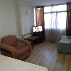 Апартаменты Apartment on Krymskaya 36 Green Area 9 Сочи комната для гостей фото 2