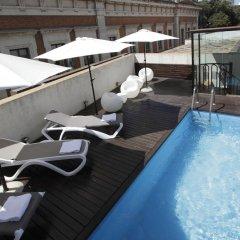 Отель Posada Del Lucero Испания, Севилья - отзывы, цены и фото номеров - забронировать отель Posada Del Lucero онлайн бассейн фото 3