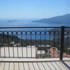 Отель Paradise Villas балкон