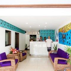 Отель Blue West Villas интерьер отеля