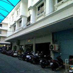 Отель LK Mansion парковка