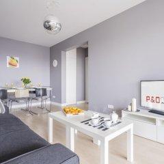Апартаменты P&O Apartments Oxygen Wronia 2 комната для гостей фото 3