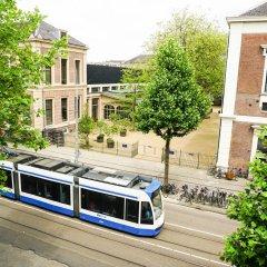 Отель De Jonker Urban Studio's & Suites Нидерланды, Амстердам - отзывы, цены и фото номеров - забронировать отель De Jonker Urban Studio's & Suites онлайн спортивное сооружение