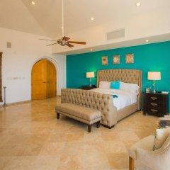 Отель Villa Leonetti Мексика, Педрегал - отзывы, цены и фото номеров - забронировать отель Villa Leonetti онлайн комната для гостей фото 4