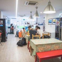 Hostel One Ramblas Барселона банкомат