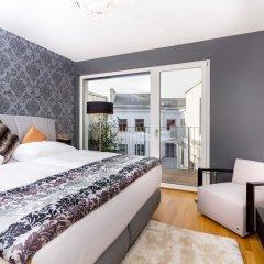 Отель Abieshomes Serviced Apartments - Votivpark Австрия, Вена - отзывы, цены и фото номеров - забронировать отель Abieshomes Serviced Apartments - Votivpark онлайн комната для гостей фото 2