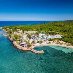 Отель Jewel Paradise Cove Adult Beach Resort & Spa Ямайка, Сент-Аннc-Бей - отзывы, цены и фото номеров - забронировать отель Jewel Paradise Cove Adult Beach Resort & Spa онлайн пляж
