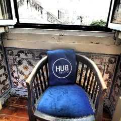 Отель Hub New Lisbon Hostel Португалия, Лиссабон - 1 отзыв об отеле, цены и фото номеров - забронировать отель Hub New Lisbon Hostel онлайн городской автобус