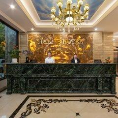 Отель Halais Hotel Вьетнам, Ханой - отзывы, цены и фото номеров - забронировать отель Halais Hotel онлайн интерьер отеля фото 3