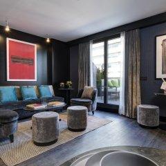Отель Amador De Los Rios комната для гостей
