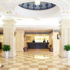 Отель Jingbin Hotel Китай, Пекин - отзывы, цены и фото номеров - забронировать отель Jingbin Hotel онлайн интерьер отеля фото 2
