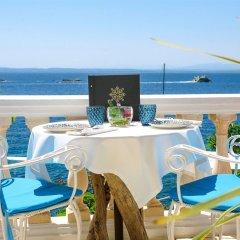 Отель Vistabella Испания, Курорт Росес - отзывы, цены и фото номеров - забронировать отель Vistabella онлайн питание фото 2