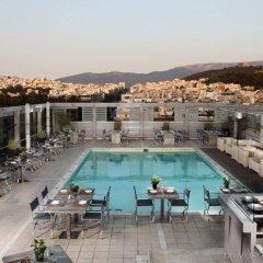 Radisson Blu Park Hotel, Athens бассейн фото 3