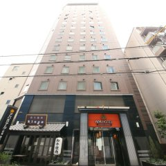 APA Hotel Shinbashi Onarimon вид на фасад фото 2