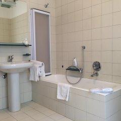 Апартаменты SoLoMoKi Apartments ванная
