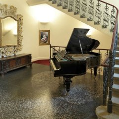 Отель Assenzio Чехия, Прага - 14 отзывов об отеле, цены и фото номеров - забронировать отель Assenzio онлайн интерьер отеля