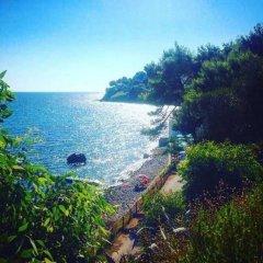 Hotel Hydra Club Казаль-Велино пляж