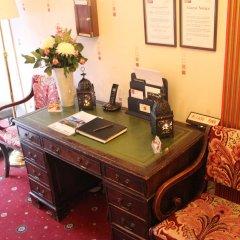 Отель Caravel Guest House Великобритания, Эдинбург - отзывы, цены и фото номеров - забронировать отель Caravel Guest House онлайн интерьер отеля
