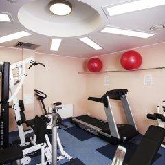 Виктория Отель фитнесс-зал фото 2