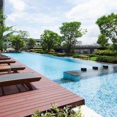 Отель The Skyloft Бангкок бассейн фото 2
