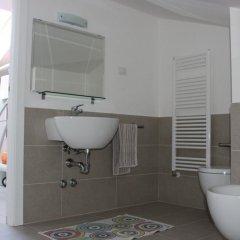Отель L' Angolo Sul Mare Порто Реканати ванная