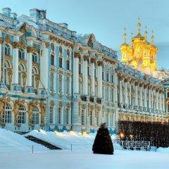 Отель Хэмптон бай Хилтон Санкт-Петербург Экспофорум приотельная территория фото 2