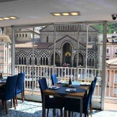 Отель Centrale Amalfi Италия, Амальфи - отзывы, цены и фото номеров - забронировать отель Centrale Amalfi онлайн питание фото 2
