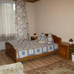 Отель Novoslobodskaya Homestay Москва комната для гостей фото 4