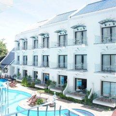 Отель Naklua Beach Resort бассейн фото 3